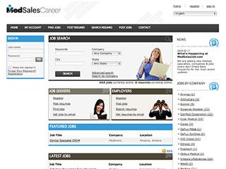 Job Boards - Medical Sales Careers | Medical Sales Careers